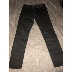 American Eagle Outfitters Camouflage Jegging/ Jean